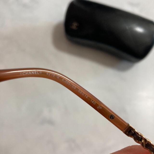 CHANEL(シャネル)のCHANEL サングラス 半額以下❗️ レディースのファッション小物(サングラス/メガネ)の商品写真