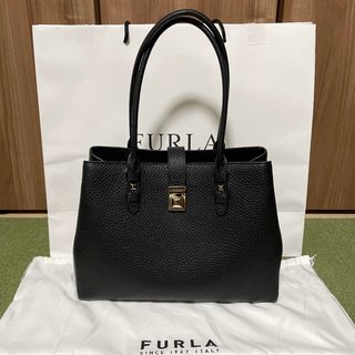 Furla - 新品未使用 FURLA トートバッグ 黒