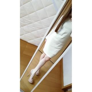 RESEXXY - ボリューム袖ワンピ