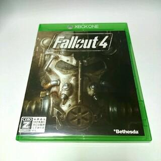 エックスボックス(Xbox)の【Xbox One】フォールアウト4【Fallout4】(家庭用ゲームソフト)