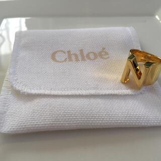 クロエ(Chloe)のChloe アルファベットリング(リング(指輪))
