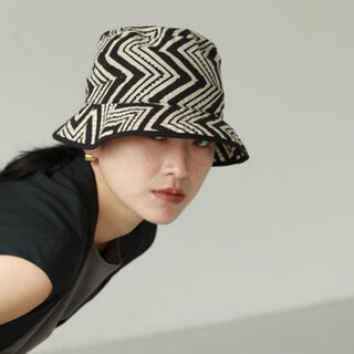 TODAYFUL - todayful Pattern Bucket Hat パターンバケットハット