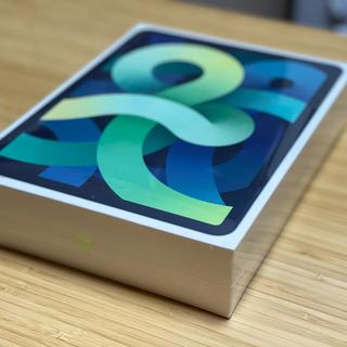 iPad - 訳あり品【64GB / グリーン】iPad Air 第4世代 2020年秋モデル