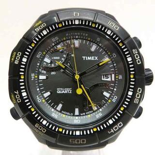 タイメックス(TIMEX)のTIMEX タイメックス クオーツ アルティメーター T2N729  (腕時計(アナログ))