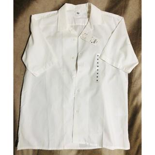 UNIQLO - UNIQLO オープンカラーシャツ 新品 2021