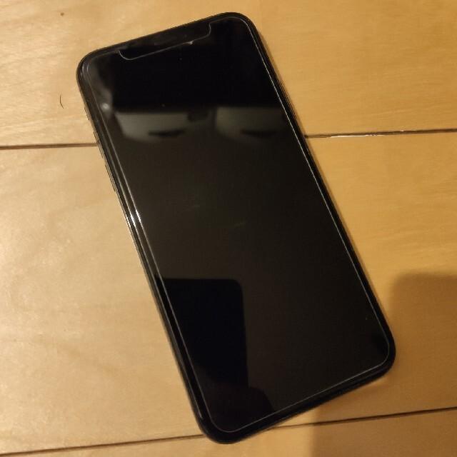 iPhone(アイフォーン)のiPhoneX 64GB Docomo SIMロック解除 スマホ/家電/カメラのスマートフォン/携帯電話(スマートフォン本体)の商品写真