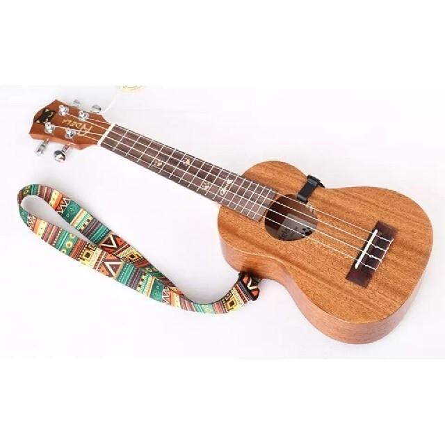 ウクレレ用 ストラップ フックタイプ 楽器のウクレレ(その他)の商品写真