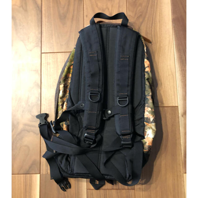 Gregory(グレゴリー)のグレゴリー デイパック リュックサック カモフラ柄 メンズのバッグ(バッグパック/リュック)の商品写真