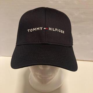 TOMMY HILFIGER - 新品未使用!トミーヒルフィガーキャップ ブラック