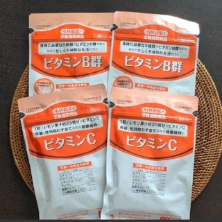 小林製薬 - 小林製薬ビタミンB.C 4袋SET
