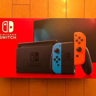 Nintendo Switch - 【新品未使用】Nintendo Switch 本体 ニンテンドースイッチ 本体