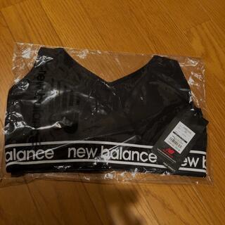 ニューバランス(New Balance)のニューバランス スポーツブラ Lサイズ(トレーニング用品)