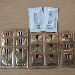 カバーマーク(COVERMARK)のカバーマーク クレンジング 化粧水 美容液 クリーム 試供品セット(サンプル/トライアルキット)