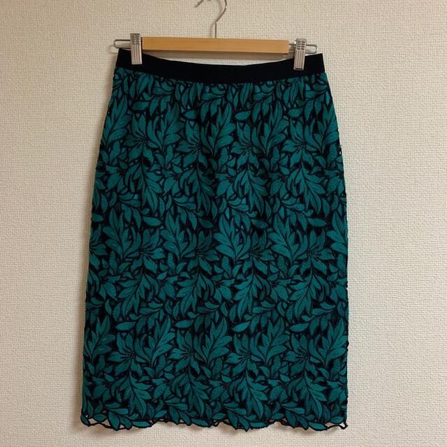 ANAYI(アナイ)のANAYI レーススカート レディースのスカート(ひざ丈スカート)の商品写真
