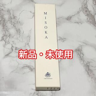 MISOKA ミソカ 基本の歯ブラシ 朱色 M通常サイズ  歯ブラシ