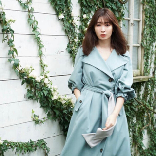 Rirandture - herlipto Belted Dress Trench Coat コート