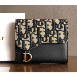 Dior - 限定美品  レディース  小財布 高品質!