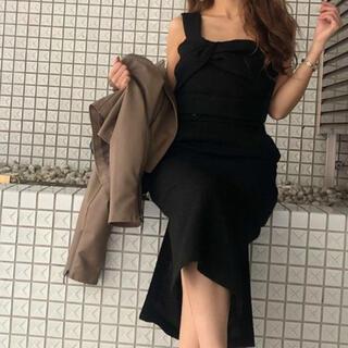 リゼクシー(RESEXXY)のRESEXXY♡ツイードビスチェ+ツイードスカート(セット/コーデ)