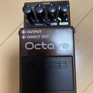 ボス(BOSS)のBOSS Octave OC-5 美品 完動品(エフェクター)