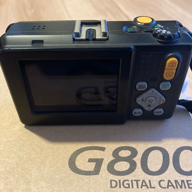 RICOH(リコー)のRICOH G800  スマホ/家電/カメラのカメラ(コンパクトデジタルカメラ)の商品写真
