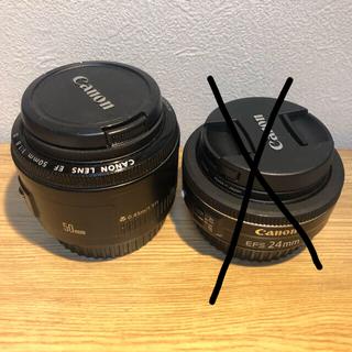 Canon - Canon レンズ 単焦点