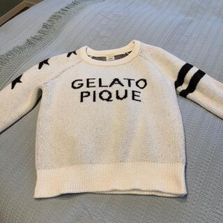 gelato pique - ジェラートピケ!プルオーバー。美品!