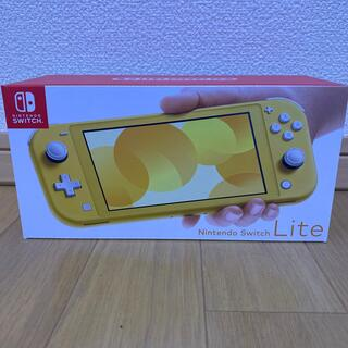 Nintendo Switch - Nintendo Switch Lite イエロー