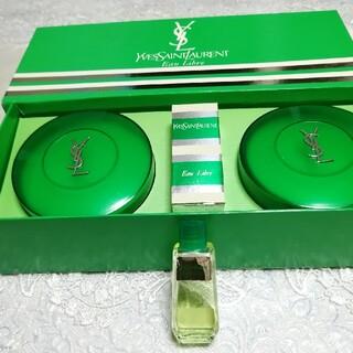 イヴサンローランボーテ(Yves Saint Laurent Beaute)のイヴ・サンローランソープ2個(香水(女性用))