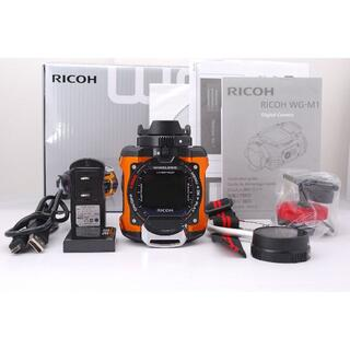 RICOH - 【極上品】リコー RICOH WG-M1 オレンジ