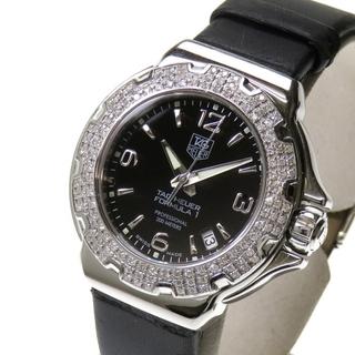 TAG Heuer - タグホイヤー 腕時計 約0.79ct フォーミュラ1 グラマーダイ