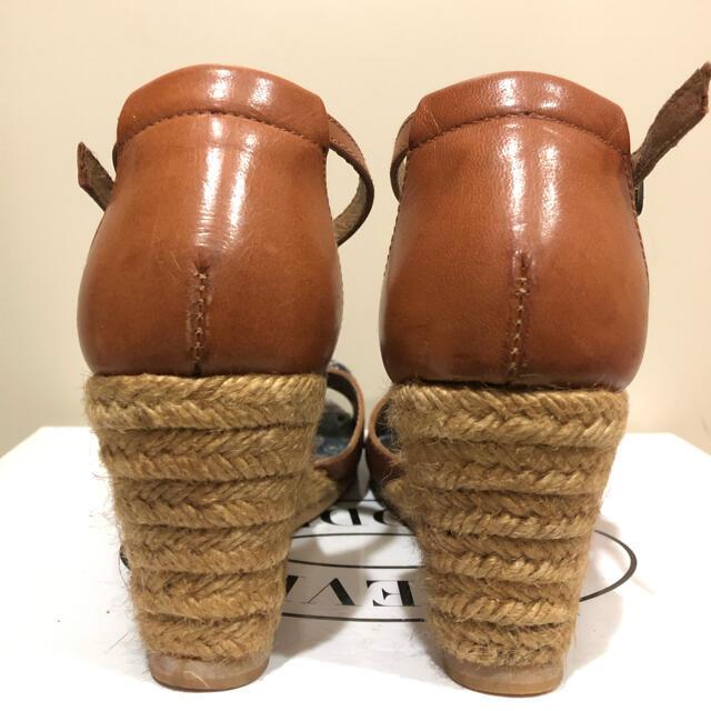 gaimo(ガイモ)の5/15まで gaimo サンダル 24センチ レディースの靴/シューズ(サンダル)の商品写真