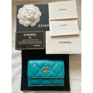 CHANEL - シャネル❤2020❤ミニ財布