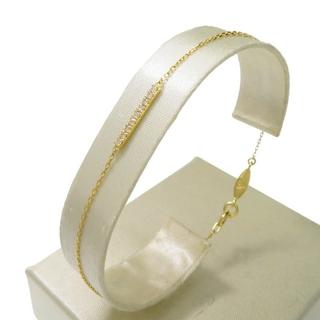 AHKAH - アーカー ブレスレット ティナ K18 ダイヤモンド