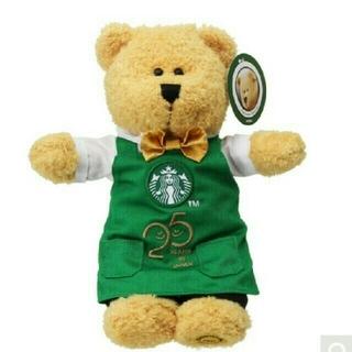 Starbucks Coffee - スターバックス スタバ  ベアリスタ  25YEARS 完売 限定 レア 新品