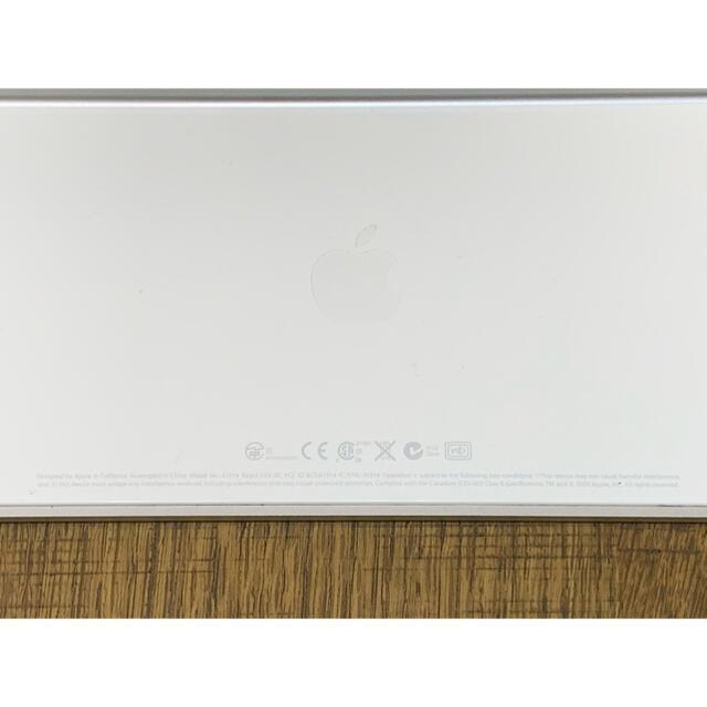Mac (Apple)(マック)のApple アップル純正 Wireless Keyboard A1314 スマホ/家電/カメラのPC/タブレット(PC周辺機器)の商品写真