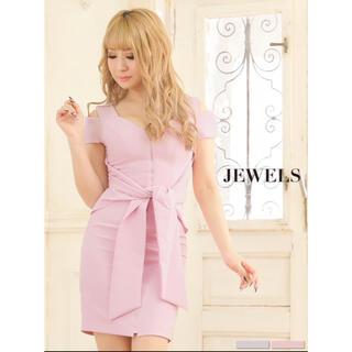 JEWELS - 残り1着‼️ jewels 大きいサイズ ミニ リボン ピンク