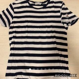 MONCLER - MONCLERモンクレールボーダーTシャツサイズM