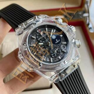 ウブロ(HUBLOT)の即購入OK  メンズ ★送料込み電池式 腕時計き(腕時計(アナログ))