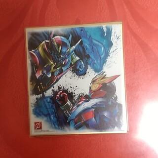 バンダイ(BANDAI)の仮面ライダー色紙ART8 ビルド(印刷物)
