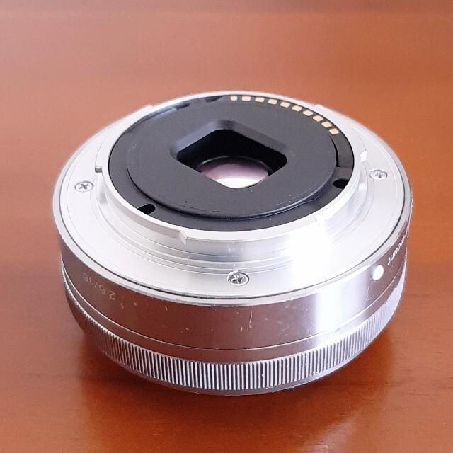 SONY(ソニー)のゆ…様専用SONY E 16mm 単レンズ+PLフィルタ スマホ/家電/カメラのカメラ(レンズ(単焦点))の商品写真