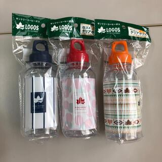 ロゴス(LOGOS)のロゴス クリアボトル3色(容器)