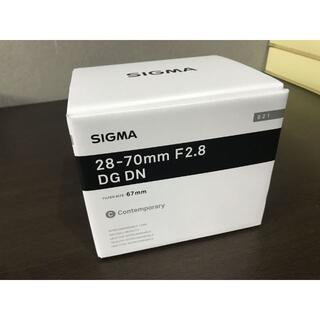 SIGMA - SIGMA 28-70mm F2.8 DG DN Lマウント