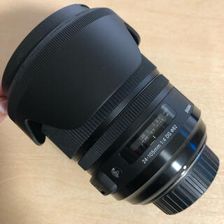 SIGMA - SIGMA ART 24-105mm f/4 DG OS HSM ニコンF