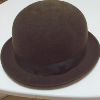 サマンサモスモス(SM2)のハット帽(ハット)