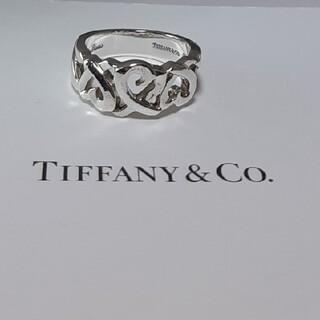 Tiffany & Co. - TIFFANY リング【14号】