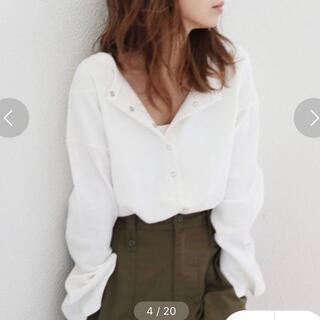 TODAYFUL - 【美品】2way アングリッド ungrid ロングTシャツ