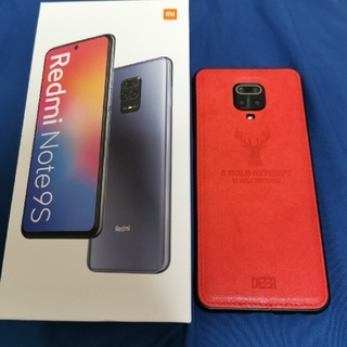 ANDROID - redmi note 9s 美品