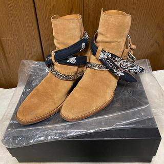 Saint Laurent - ★引越しの為売り切りセールAMIRI Bandana boots 41
