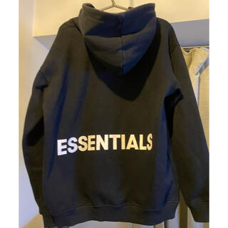 エッセンシャル(Essential)のessentials パーカー(パーカー)