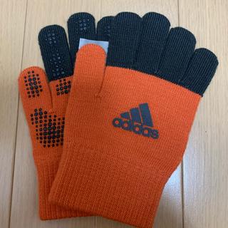 アディダス(adidas)のアディダス 手袋 Mサイズ 新品(手袋)